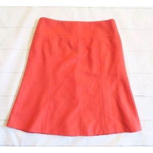 J Crew Wool Cashmere Blend Skirt